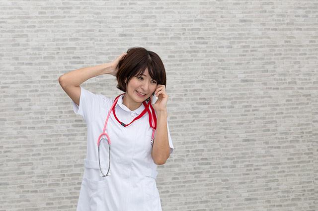ナース(看護師)の悩みと対処法