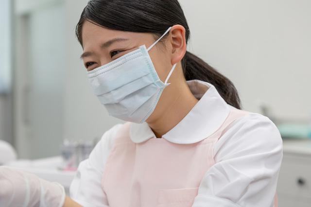ナースが抱える悩み 〜看護師の感染症のリスク〜