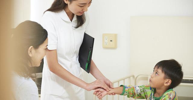 「患者さん 看護師」の画像検索結果